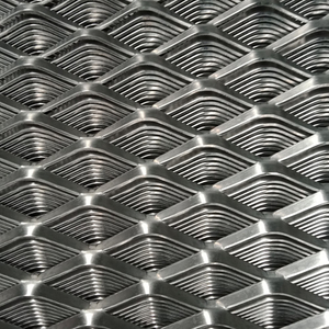 Expanded Metal Mesh Panel